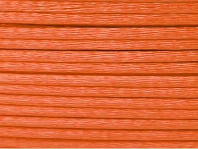 45 mètres de Nylon Tressé Orange 2 mm