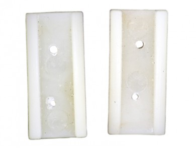 Embouts Nylon pour pince plate ronde