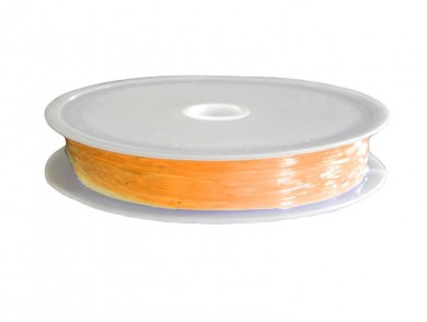 Elastique 0.6 mm Orange
