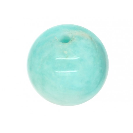 1 x Perle Amazonite 14mm - Grade A